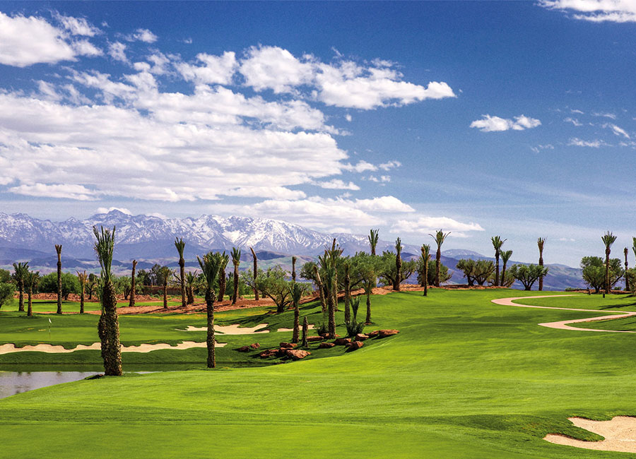 GOLF A MARRAKECH