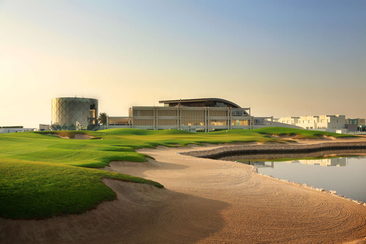 ROYAL GOLF CLUB BAHRAIN
