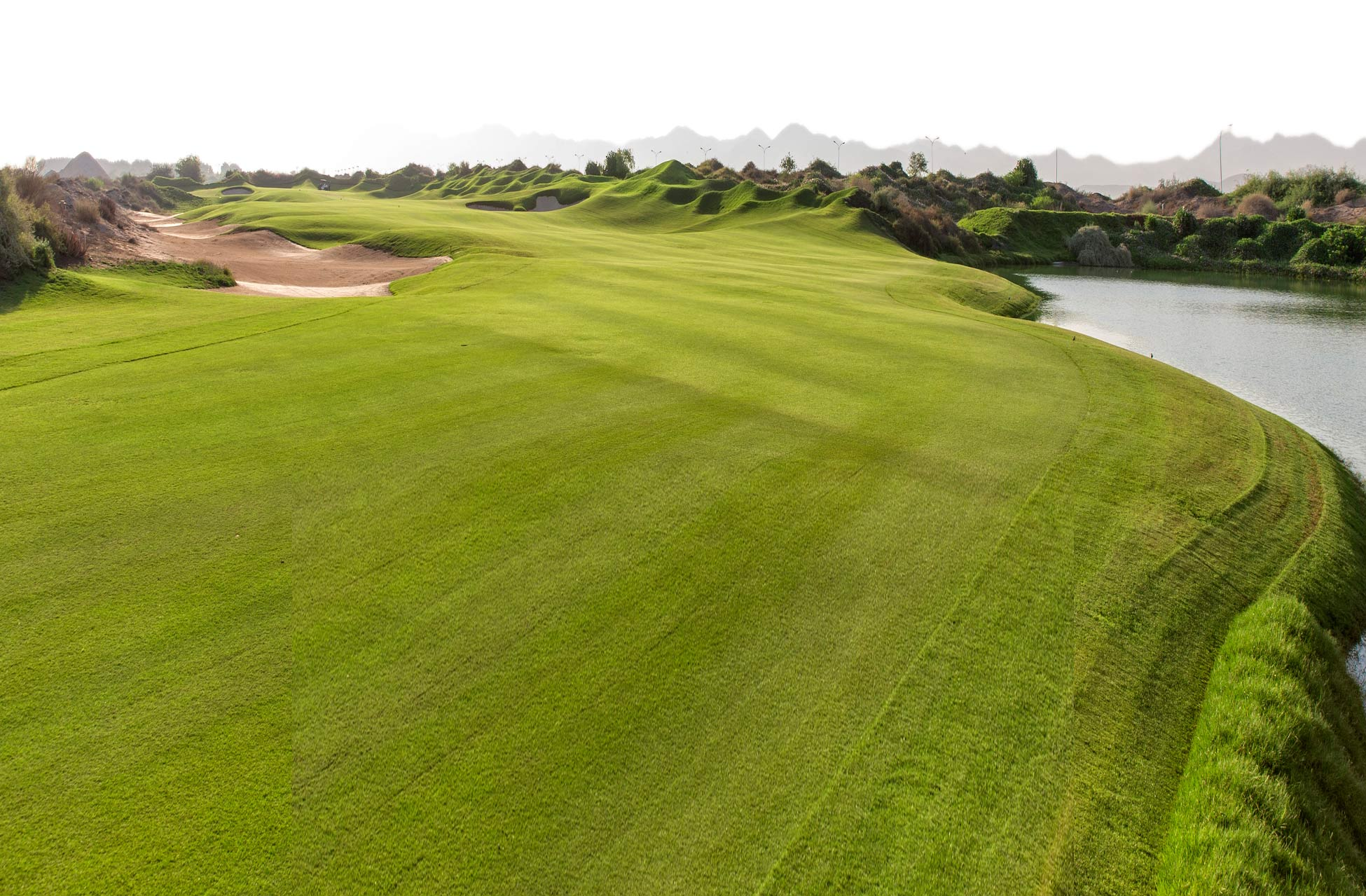 GOLF IN OMAN