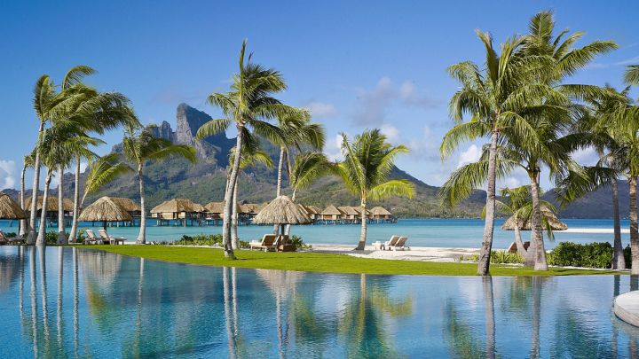Four Season Hotel Bora Bora